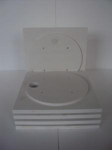 Vacuum Formed Ceramic Fiber Shapes pictures & photos