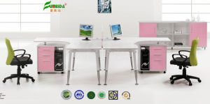 MFC High Quality Wood Workstation Office Furniture pictures & photos