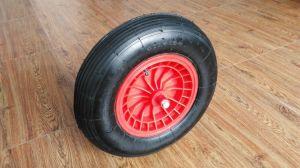 Pneumatic Wheelbarrow Rubber Wheel 4.00-8 pictures & photos