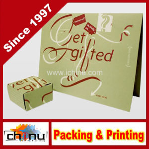 Art Paper / White Paper 4 Color (CMYK) Printed Bag (2256) pictures & photos