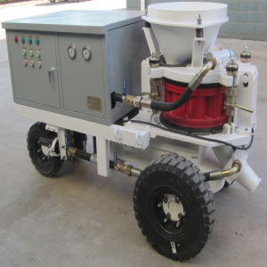 Eternoo Pzs3000 Wet-Mix Shotcrete Machine for Tunnels pictures & photos