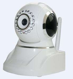 Wireless IP Camera-IR Cut (JS-J803- WS-IRC) pictures & photos