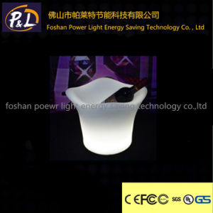 RGB Illuminated Bar Wine Cooler LED Wine Holder pictures & photos