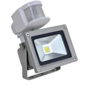 10W PIR Sensor LED Floodlight pictures & photos