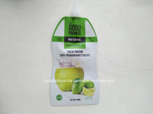 Plastic fruit Jelly Beverage Packaging Pouch with Spout pictures & photos