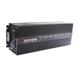 5000W 24V/48VDC to AC110V/220V Pure Sine Wave Inverter pictures & photos