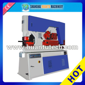Hydraulic Metal Cutter Machine Cutting Machine QC35y pictures & photos