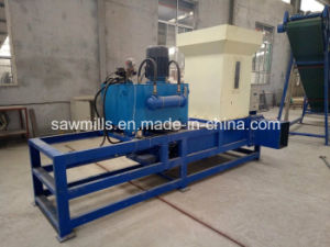 Horizontal Wood Shaving Baler Packing Machine