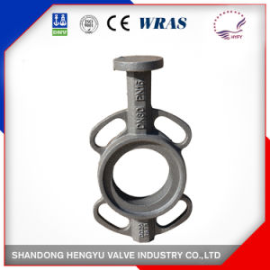 Midline Butterfly Valve with Double-Axis pictures & photos