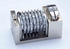 Plunger Numbering Machine (SH51 B-7)