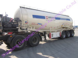 China Brand Ctac Hot Selling 30m3-60m3 Cement Tank Trailer pictures & photos