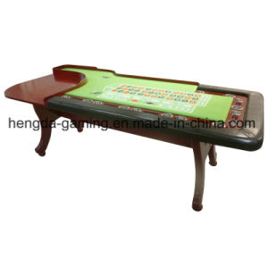 H of The Casino Russian Roulette Table Poker Table