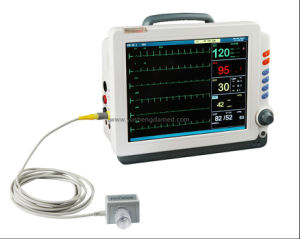 Ce Approved Patient Monitoring System Veterinary Multi-Parameter Patient Monitor pictures & photos