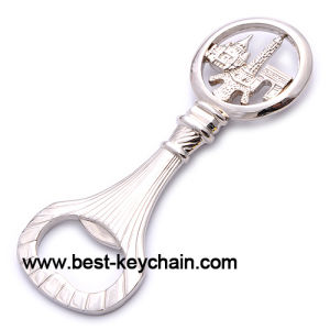 Souvenir Zinc Alloy Metal Custom Design Bottle Opener (BK52858) pictures & photos