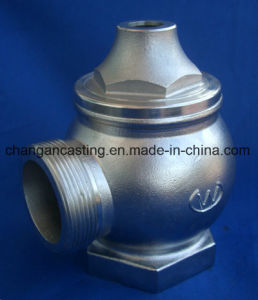 High Precision Alloy Steel Casting Water Glass Process for Agriculture pictures & photos