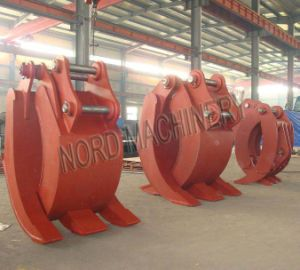 Casted Excavator Grapple / Excavator Grapple pictures & photos