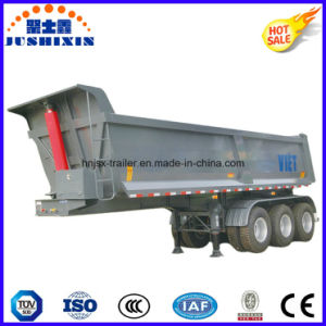 3-Axle Tipping Tipper Semi Trailer pictures & photos
