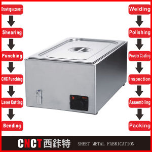 Top Quality Custom Made Metal Tool Box Price pictures & photos