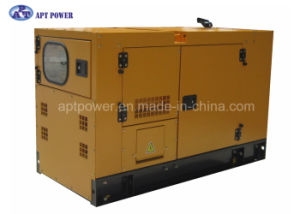 25kw Soundproof Diesel Generator with Quanchai Engine pictures & photos