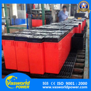 Europe Standard Front Terminal Battery 12V100ah Lead Acid Battery pictures & photos