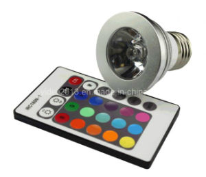 Sync Magic RGB LED Light Bulb Lampen Remote Controller pictures & photos