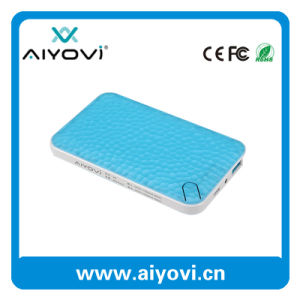Customized High Capacity Slim Power Bank pictures & photos