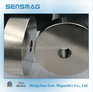 Powerful N38, N45sh N48 Large Permanent NdFeB Neodymium Ring for Motor Magnet pictures & photos