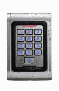 Waterproof Metal Standalone Access Control pictures & photos