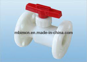 Flange Connection PVDF Ball Valve pictures & photos