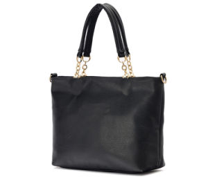 Leather Tote Bag (H0423) pictures & photos