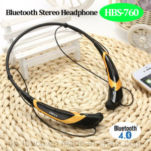 Wireless Bluetooth 4.0 Stereo Headphone (HBS-760) pictures & photos