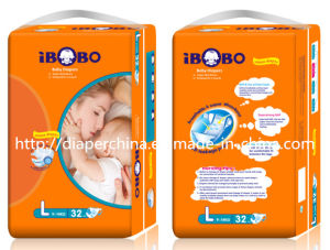 Dry and Soft Disposable Baby Diaper Factory OEM