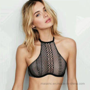 2017 New Lsdies Lace Lingerie Set pictures & photos