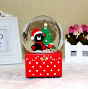 Polyresin Home Decoration Snow Globe Water Globe pictures & photos