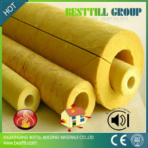 Glasswool Insulation Glass Wool Pipe