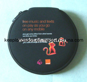 Fashionable Waterproof Customized Neoprene CD Case pictures & photos