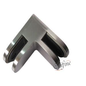 Stainless Steel Wall Mounted Glass Clamp pictures & photos