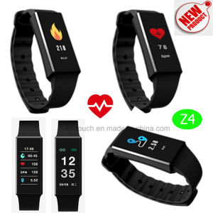 New Mold Color Touch Screen Bluetooth Bracelet Z4 pictures & photos