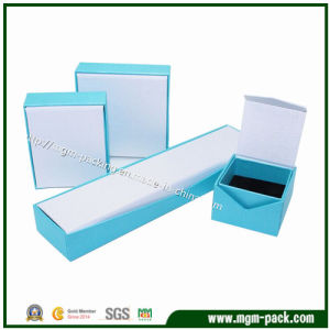 Hot Sale Custom Logo Printed Paper Jewelry Box pictures & photos