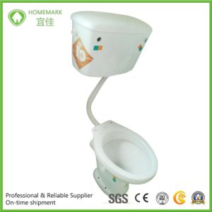 Cheap Twyford Wc Toilet for Nigeria with Soncap Certificate pictures & photos