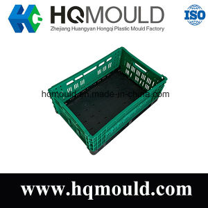 Plastic Injection Mould for Folding Crate pictures & photos