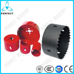 HSS Bilateral Metal Hole Saw Cutter for Pipe pictures & photos