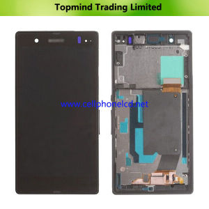 LCD Display for Sony L36h LCD with Touch Screen Assembly pictures & photos