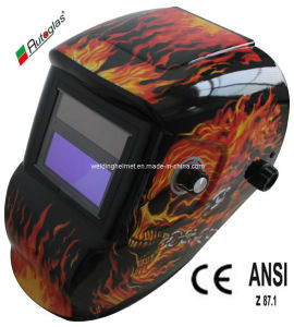 High Quality/En379/Anzi Z87/CSA Welding Helmet (H1190ST) pictures & photos