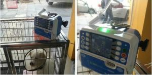 Mini Medical Veterinary Infusion Pump pictures & photos