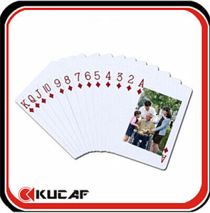 Custom Poker Card pictures & photos
