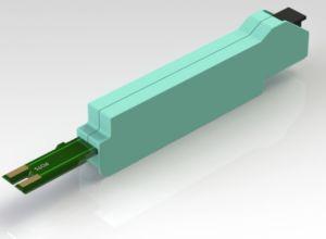VDSL2 Over Pots Splitter Module for R&M Vs83 MDF Clsp-319j14 pictures & photos