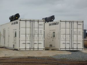 660kVA-2500kVA 20 or 40 Feet Containerized Diesel Generator Set by Perkins pictures & photos