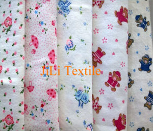 100%Cotton Flannel Fabric 20*10 / 24*13 40X42