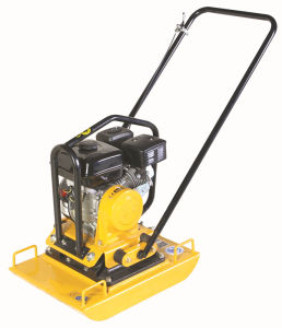 Gasoline Powered Vibratory Forward Plate Compactor (TFP20) pictures & photos